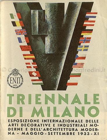 Mostre storiche for Milano triennale mostre
