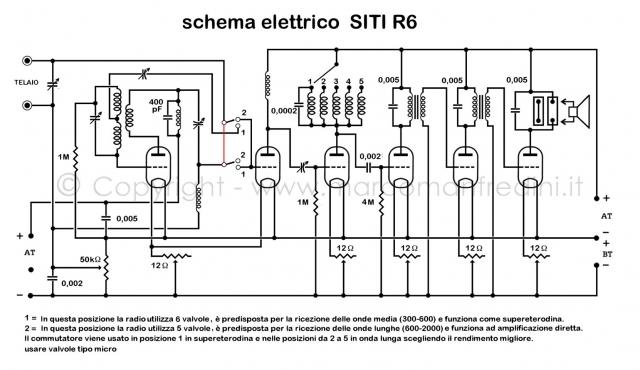 Schemi Elettrici Rs : Schemi elettrici